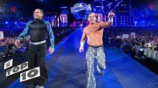 WrestleMania's memorable returns: WWE Top 10, March 24, 2018