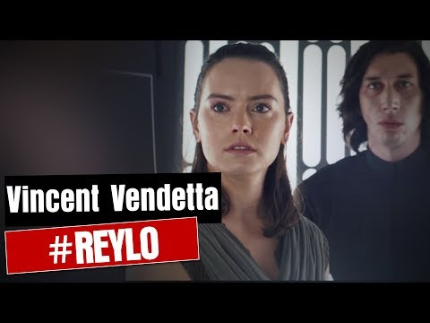 Reylo Theory Discussion With Vincent Vendetta