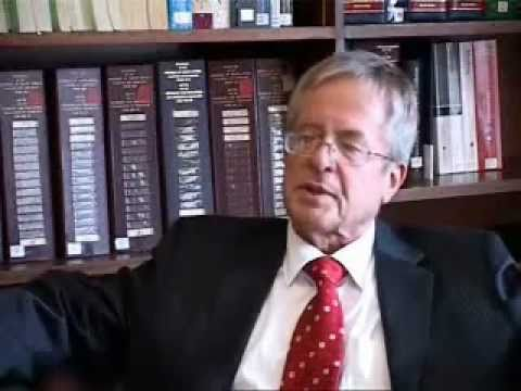 Judge Eberhard Bertelsmann talks about non-custodial sentencing (part 2)