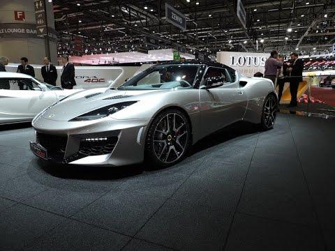 2016 Lotus Evora 400 – 2015 Geneva Motor Show