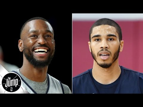 Video: People are sleeping on the Celtics, and Team USA's success proves it - Bobby Marks   The Jump