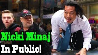 """Video NICKI MINAJ - """"Chun Li"""" - TWERK IN PUBLIC!! MP3, 3GP, MP4, WEBM, AVI, FLV Mei 2018"""