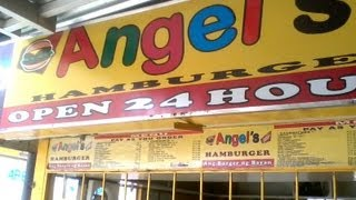 Angel's Burger - The White Castle of the Philippines