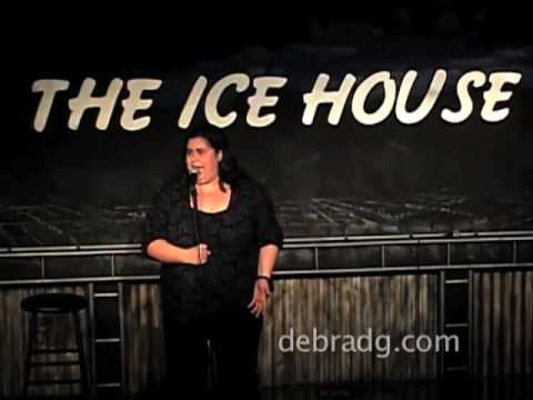 Debra DiGiovanni at the Icehouse - Part 1