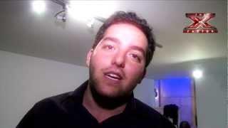 حسام ترشيشي - The X Factor Online Exclusive