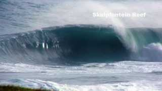 West Coast South Africa  city images : South Africa Surfing - West Coast Breaks - Part 1