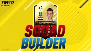 FIFA 17 Squad Builder - THE SECOND CHEAP INFORM IBRAHIMOVIC! CHEAP 60K TEAM! w/ SIF Al Soma! ► Follow me on Twitter! http://twitter.com/HuttonPlays ► Check o...