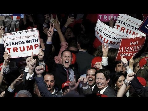 Η νύχτα της αγωνίας που «έβγαλε» Πρόεδρο τον Ντόναλντ Τραμπ