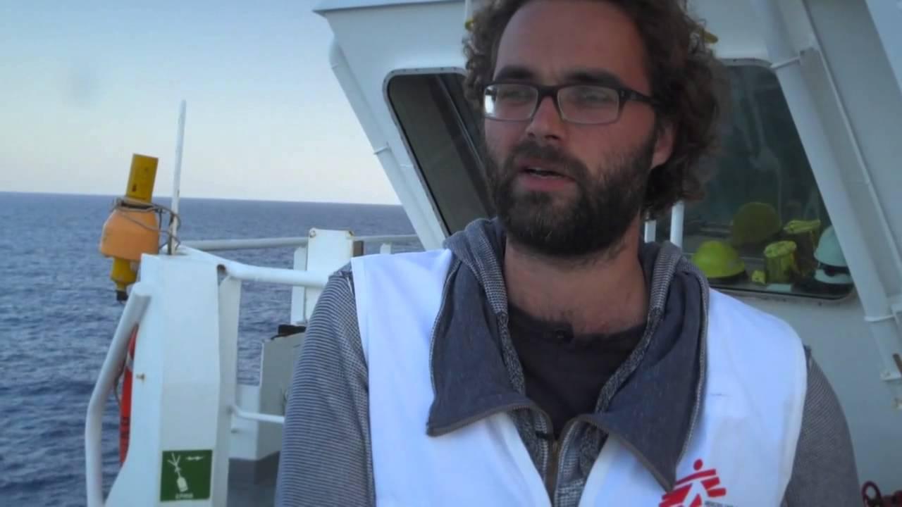 Αφήγηση μέλους των MSF μετά από επιχείρηση διάσωσης στη Μεσόγειο