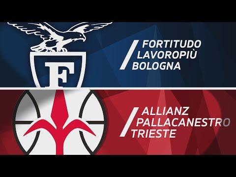 Serie A 2020-21: Fortitudo Bologna-Trieste, gli highlights