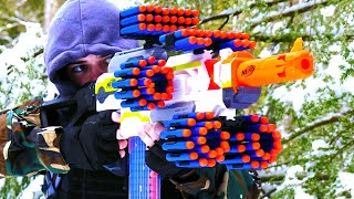 Video Nerf War: 2 Million Subscribers MP3, 3GP, MP4, WEBM, AVI, FLV Agustus 2018