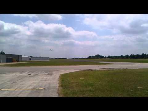 C-47 Photo Pass at Rusk (KRFI)