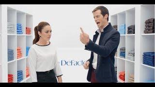 Alp Kırşan - DeFacto Reklamı - Seninle Bir Dakika!