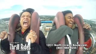 Myrtle Beach Thrill Rides