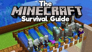 Perfecting the Pillager Raid Farm! • The Minecraft Survival Guide (Tutorial Let's Play) [Part 241]