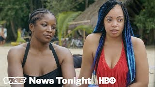 Video Why Women Of Color Are Trying To Get Out Of The United States (HBO) MP3, 3GP, MP4, WEBM, AVI, FLV Juli 2018