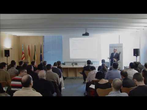 """Joaquín Membrado, """"El éxito empresarial a través de la cooperación""""."""