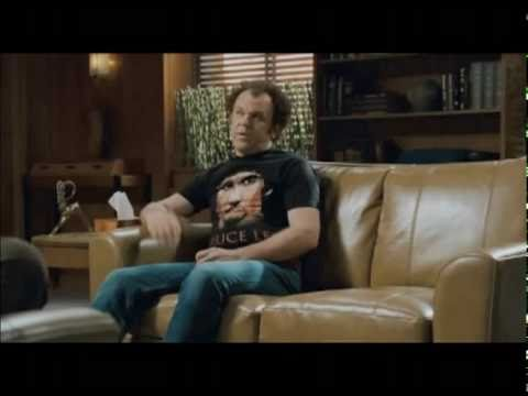 Step Brothers, the therapy scene