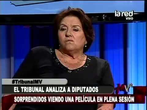 Con estas palabras la Doctora Cordero se refiere al miembro sexual de Melero