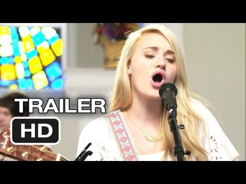 Grace Unplugged Official Trailer #1 (2013) - AJ Michalka, James Denton Movie HD