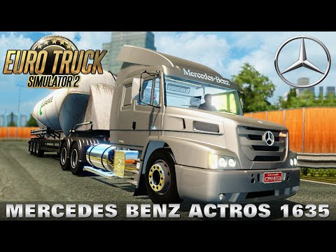 Mercedes Benz Atron 1635
