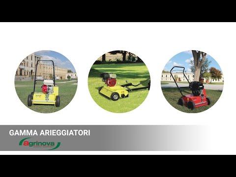 Arieggiatori Scarificatori per prato Agrinova #ComeScegliereArieggiatore