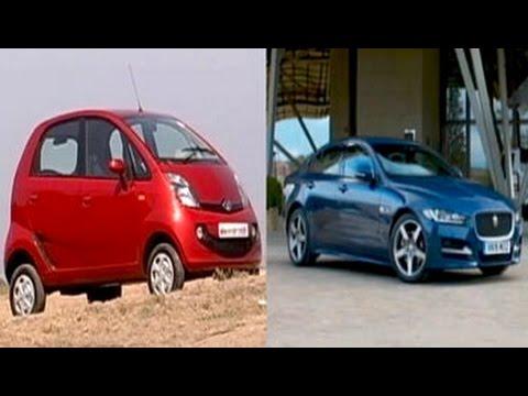 Tata GenX Nano & Jaguar XE reviews