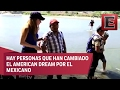 Migrantes Centroamericanos Encuentran Refugio En M Xico
