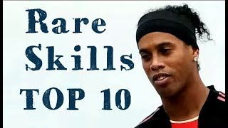 Ronaldinho Top 10 Rare & Unseen Skills [by nitter]