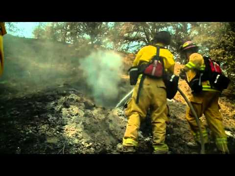 Yuma resident fought California wildfires on the front lines