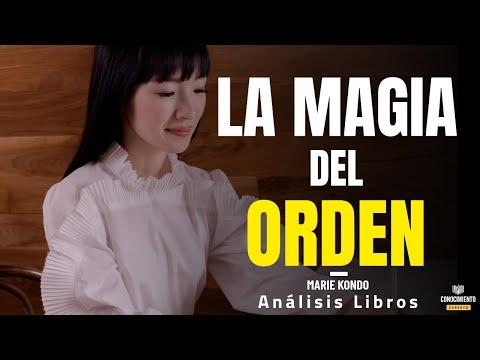 LA MAGIA DEL ORDEN (Ambientes de aprendizaje consumo consciente minimalismo mental) Análisis Libros