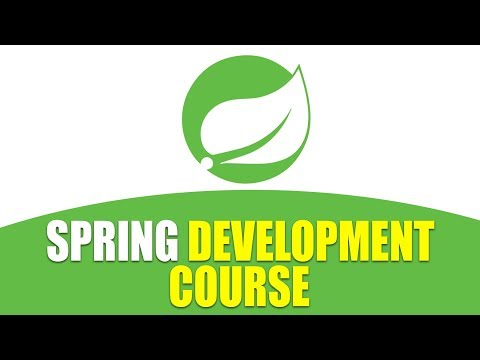 Spring Development Course   Spring Tutorial for Beginners   Part 1   Eduonix