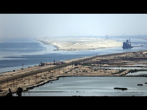 Η νέα Διώρυγα του Σουέζ και η οικονομία της Αιγύπτου