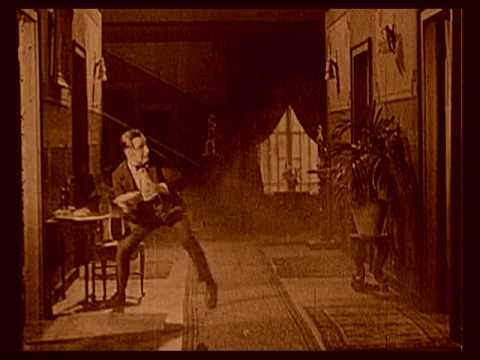 Slapstick - A brief look at the heyday of silent screen comedy. The music is the Main Title piece from the 1977 not-so-classic