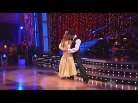 Shawn Johnson on Dancing With The Stars DWTS
