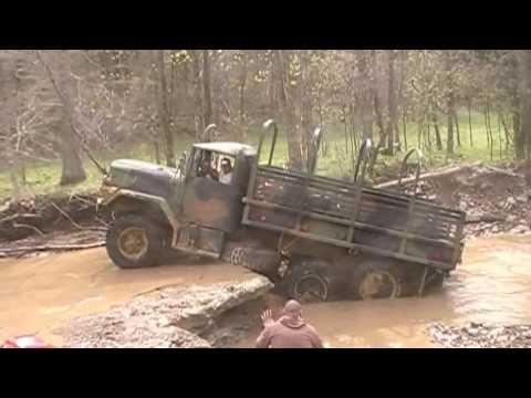 truck 961 for eBay military surplus M818 Shortie Cargo Camouflage