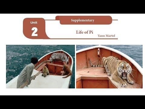 Life Of Pi(Tamil) - Yann Martel Part 1| 12th standard  unit 2 Supplementary