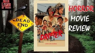 DEAD END ( 2017 Aria Emory ) aka DRIFTER 2016 Post Apocalypse Horror Movie Review