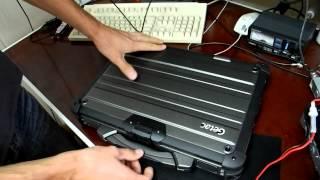 Защищенный ноутбук Getac X500