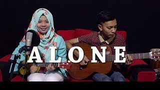 Video Alan Walker - Alone Cover by ferachocolatos ft. gilang MP3, 3GP, MP4, WEBM, AVI, FLV Maret 2018