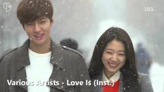 Various Artists - Love Is (Instrumental)