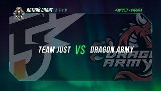 TJ vs DA — Неделя 3 День 1 / LCL