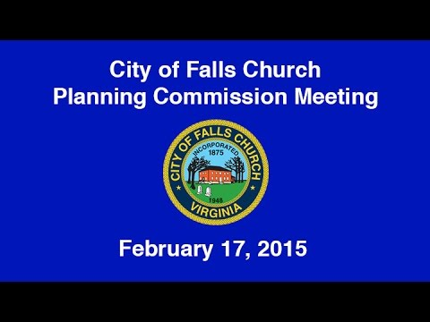 Planning Commission Meeting February 17, 2015