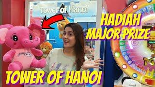 Video GAK NYANGKA MUDAHNYA!! DAPET BONEKA GAJAH BESAR DARI TOWER OF HANOI!! MP3, 3GP, MP4, WEBM, AVI, FLV April 2019