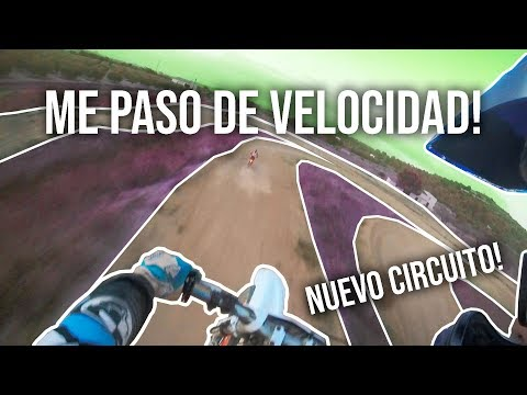 EL MAYOR SALTO DE MI VIDA!! Husqvarna 125cc  RATSQUAD