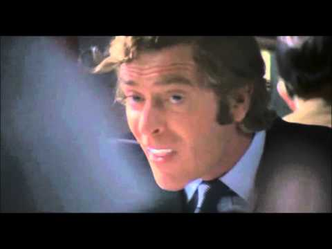 Get Carter (1971), Train Journey & Opening Credits
