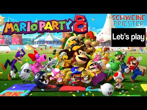 mario party 8 wii test