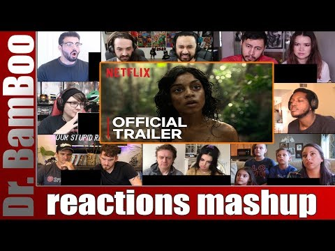 Mowgli - Legend of the Jungle -  Official Trailer  REACTIONS MASHUP