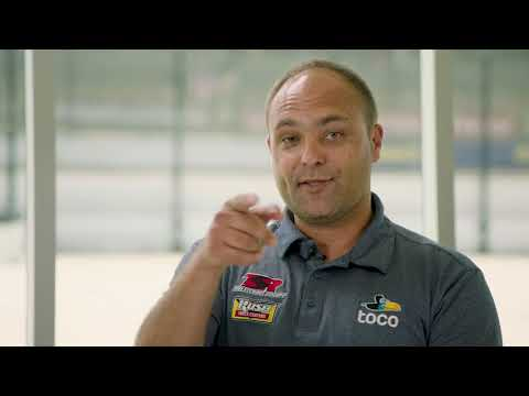 NOS Energy Drink Presents Track Bites Episode 1 with Donny Schatz