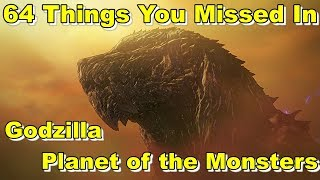 Video 64 Things You Missed In Godzilla Planet Of The Monsters [ なたがゴジラで逃した64の怪物の惑星] MP3, 3GP, MP4, WEBM, AVI, FLV Juni 2018